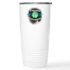 Ghost Investigator Ceramic Travel Mug