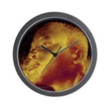 """Soul Searching"" Wall Clock"