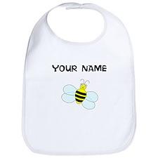 Custom Bee Cartoon Bib