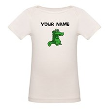 Custom Green Alligator T-Shirt