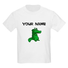 Custom Green Alligator T-Shirt