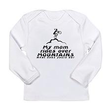 Cute Cycling Long Sleeve Infant T-Shirt