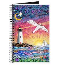 Lighthouse-Seagull Journal