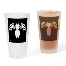 Venom Symbol Drinking Glass