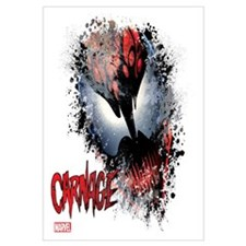 Carnage Face Wall Art