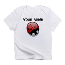 Custom Ladybug Infant T-Shirt