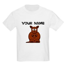 Custom Kangaroo T-Shirt