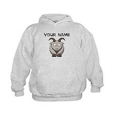 Custom Goat Hoodie