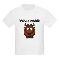 Custom Gnu T-Shirt