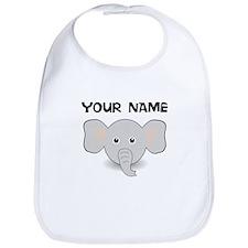 Custom Elephant Bib