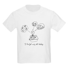 Cute Funny adhd T-Shirt