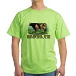 Just an old cow town Green T-Shirt