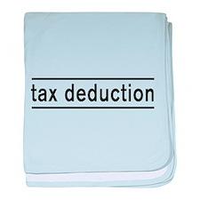 Tax deduction baby blanket