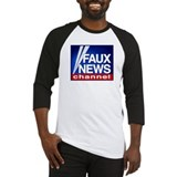 FAUX NEWS Baseball Jersey