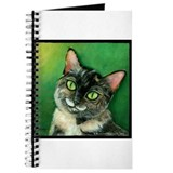 Tortoise Shell Cat Journal