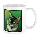 Tortoise Shell Cat Mug