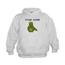 Custom Cartoon Dinosaur Hoodie