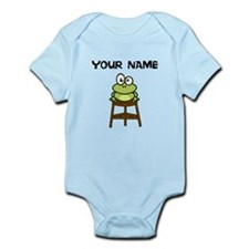 Custom Frog Body Suit