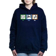 Eat Sleep Act Women's Hooded Sweatshirt