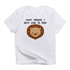 Rawr Means I Love You Infant T-Shirt