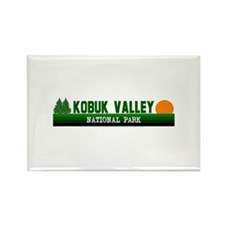 Kobuk Valley National Park Rectangle Magnet