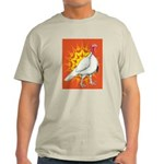 Sunburst White Turkey Light T-Shirt