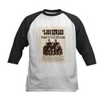 The Wild Bunch Kids Baseball Jersey