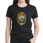 New Hampshire State Police Women's Dark T-Shirt