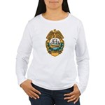 New Hampshire State Police Women's Long Sleeve T-S