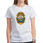 New Hampshire State Police Women's T-Shirt