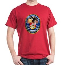 Personalized Uss New Jersey Bb-62 T-Shirt