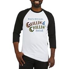 Grillin' & Chillin' - Baseball Jersey