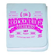 Breckenridge Vintage baby blanket