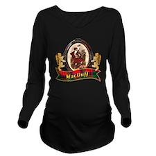 MacDuff Clan Long Sleeve Maternity T-Shirt