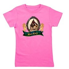 MacKay Clan Girl's Tee