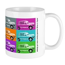 Renault 4-Play Coffee Mug