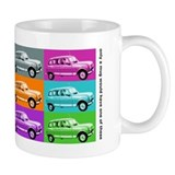Renault 4-Play Tasse