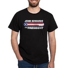 John Edwards for President T-Shirt