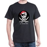 Pirates Avast Ya  T-Shirt