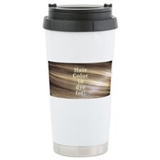 Unique Hair stylist Travel Mug