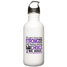 CF HowStrongWeAre Water Bottle
