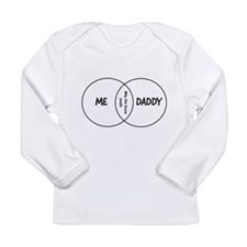 Me daddy why the house smells Long Sleeve T-Shirt