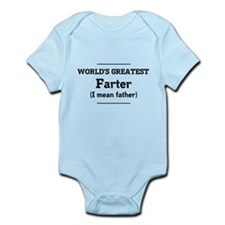 World's greatest farter Body Suit