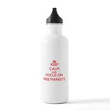 Unique Laisse Water Bottle
