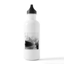 Cute Titanic Water Bottle