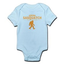 Orange Genuine Sasquatch Body Suit