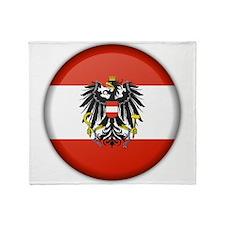 Eagle Tyrol Throw Blanket