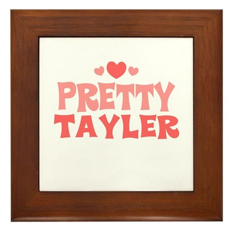 Tayler Framed Tile