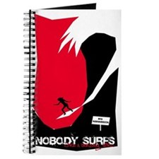 Nobody Surfs Like a Jersey Girl Journal