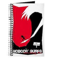 Nobody Surfs Like a Jersey Girl Journal